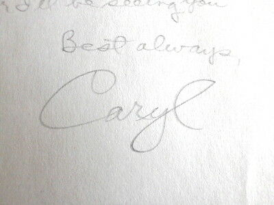 CARYL CHESSMAN AUTOGRAPH, RED LIGHT BANDIT, CELL 2455 DEATH ROW signature & poem