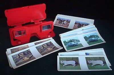 Vintage Weetabix Vistascreen Viewer Together With Collection Of Weetabix Cards