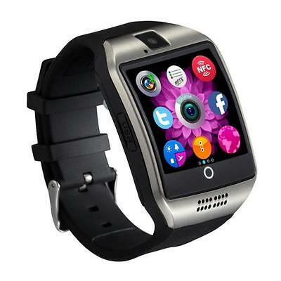 Bluetooth Smart Watch Curved surface Kamera Support SIM Card NFC Für Android IOS