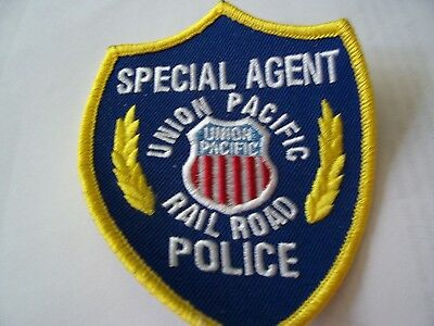 Railroad Police Special Agent Union Pacific