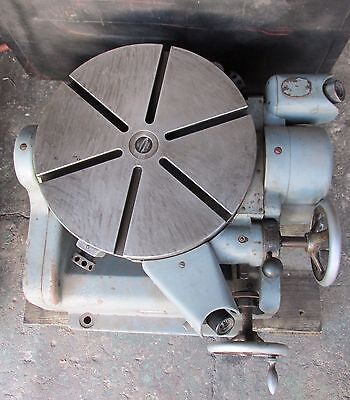 Abawerk Rotary Table With Tilt And Optics