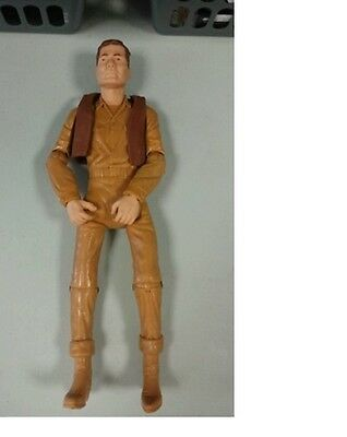Marx Johnny West Action Figure.