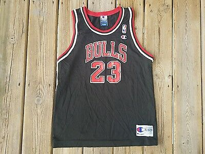 vintage 90s champion youth Michael Jordan Chicago bulls Jersey