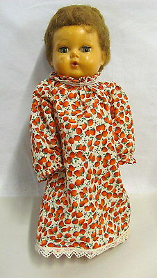 Vintage American Character Tiny Tears Doll - As Is