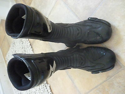 Alpinestars Smx5 Boots Size 9 Used But Vgc