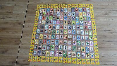 ALL Sainsbury's Lego Cards Create The World Minifigure EVERY NUMBER 1 - 140