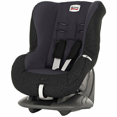 Britax Romer Eclipse Forward Facing Car Seat, Group 1 - Cosmos Black