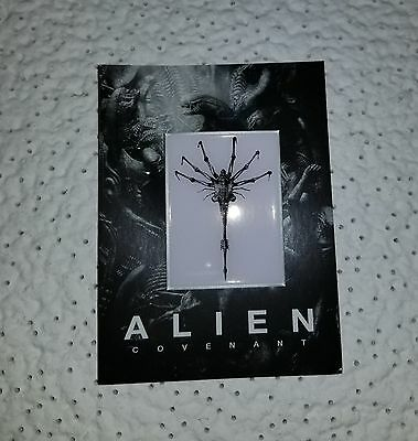 Alien Covenant Dolby Cinema AMC Promo Pins