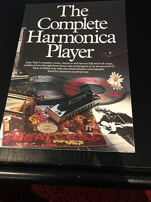 The Complete Harmonica Player : Learn To Play
