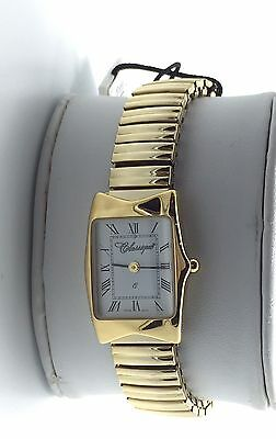Women's Classique Gold Plated Stainless Steel Watch