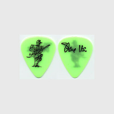Steve Vai authentic 1999 Ultrazone tour issued band collectible Guitar Pick