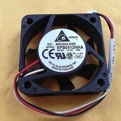 Delta Electronics fan EFB0412HHA DC12V 0.15A 3Wire