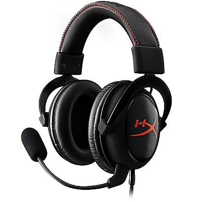 Kingston HyperX Cloud Core Surround Sound Gaming Headset with Microphone for PC