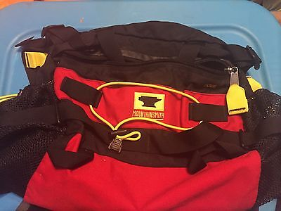 Mountainsmith Tour Lumbar Pack For Hiking Cycling Spartan Race Extreme Games