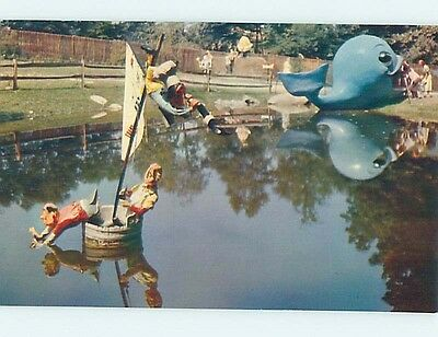Pre-1980 ENCHANTED FOREST Ellicott City - Near Baltimore Maryland MD hn1841