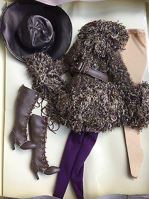 """Tonner Wilde Imagination 16""""  Ellowyne Wilde Serendipity Doll Clothes Outfit"""