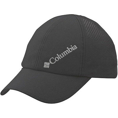 Columbia Silver Ridge Ball Ii Mens Headwear Cap - Black One Size