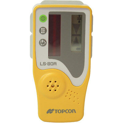 Topcon LS80A Laser Receiver (Supplied with Aust Tax Invoice)