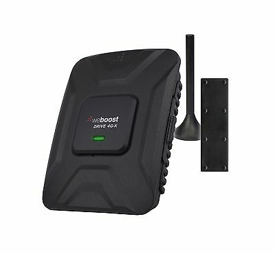 weBoost Drive 4G-X Cell Phone Booster Kit - Boosts Signal For Up To 4 Devices...