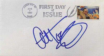 Al Toon New York Jets Signed First Day Cover
