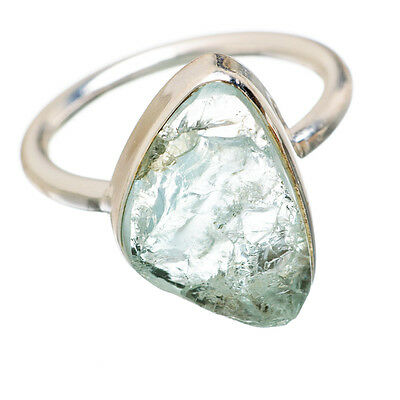 Aquamarine 925 Sterling Silver Ring Size 7 Ana Co Jewelry R842212