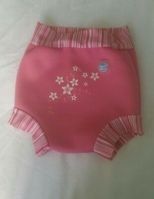 Splash About happy nappy in Pink.  Size XL