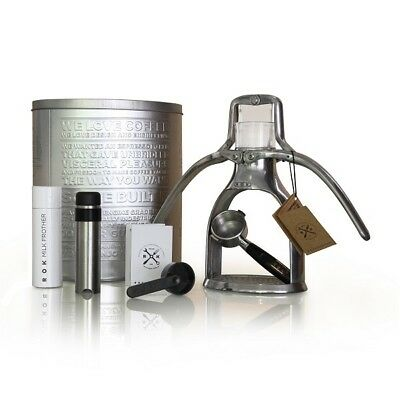 ROK Espresso Coffee Maker. Presso 10 Years Guarantee!