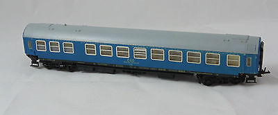 4 axis high-speed train dining car CSD-Berliner TT 1/120 12mm