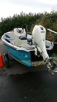 16ft day boat