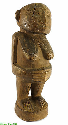 Igala Idoma Figure Female Nigeria African Art SALE WAS $290.00