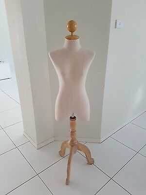NEW Female Cream Dressmaker model/ mannequin