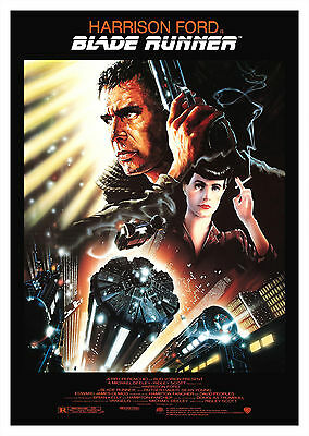 Blade Runner (1982) V3 - A2 POSTER ***BUY ANY 2 AND GET 1 FREE OFFER***