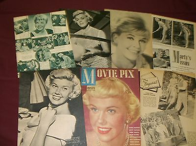 Doris Day - Clippings  (Lot A)