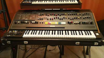 Yamaha CS80 synthesizer