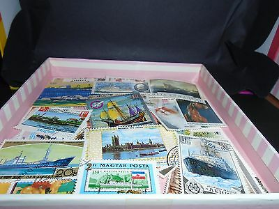 100 THEMATIC  stamps,DIFFERENT THEMES MINT ,FRANKED ,USED etc loose
