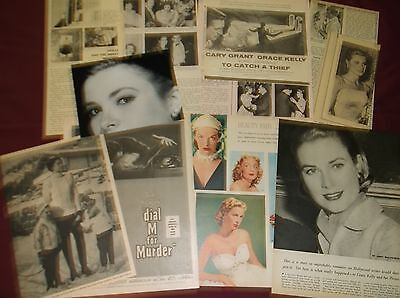 Grace Kelly - Clippings