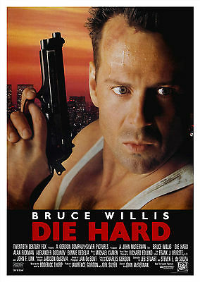 Die Hard (1988) - A2 POSTER **BUY ANY 2 AND GET 1 FREE OFFER**