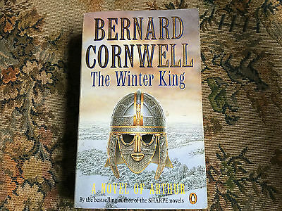 The Winter King - The Warlord Chronicles 1 (Paperback) by Bernard Cornwell– 1996