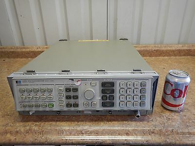 Hewlett Packard HP 8568A Spectrum Analyzer 100 Hz - 1.5 Ghz