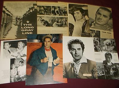 Tyrone Power - Clippings