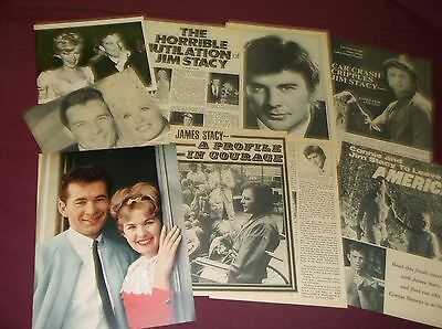 James Stacy - Clippings