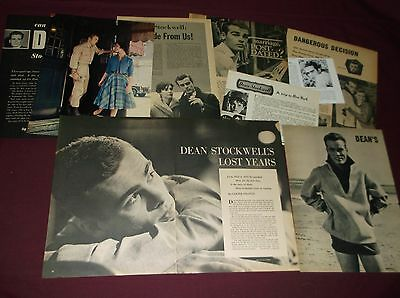 Dean Stockwell - Clippings
