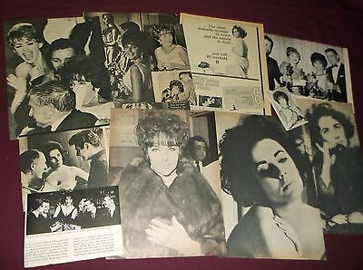 Elizabeth Taylor / Butterfield 8 - Clippings