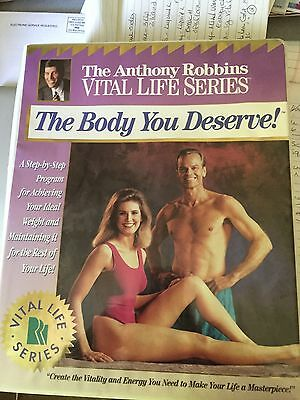 Anthony Robbins Vital Life Series The Body You Deserve