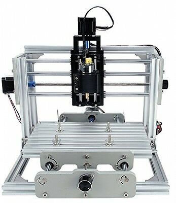 Beautystar CNC DIY Router Engraving Machine, Working Area 240*170*65mm, PCB CNC