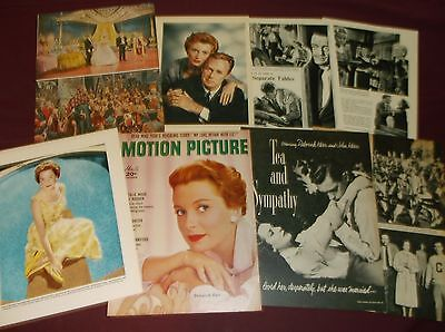 Deborah Kerr - Clippings