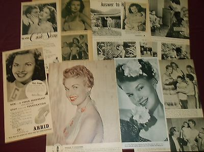 Gale Storm - Clippings
