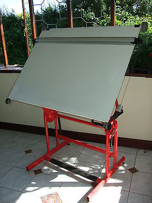 Drawing board A0 with parallel motion