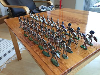 Britains toy soldiers Ancient Greeks