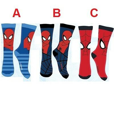 socks SPIDERMAN, socks child Spiderman